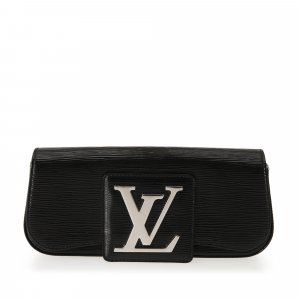 Louis Vuitton Electric Epi Sobe Clutch