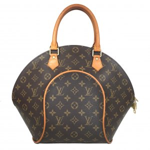 LOUIS VUITTON ELLIPSE MM HENKELTASCHE AUS MONOGRAM CANVAS