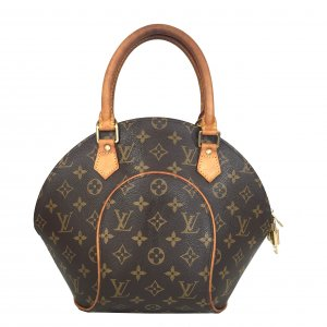 LOUIS VUITTON ELLIPSE PM HENKELTASCHE AUS MONOGRAM CANVAS