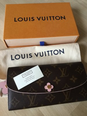 Louis Vuitton Emilie Flower Bloom Monogram Geldbörse wie Neu