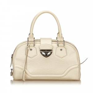 Louis Vuitton Borsetta bianco Pelle