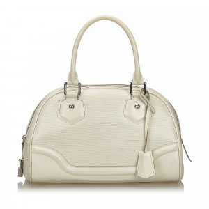 Louis Vuitton Epi Bowling Montaigne PM