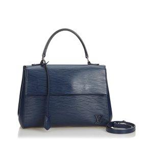 Louis Vuitton Cartella nero Pelle