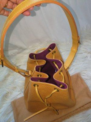 Louis Vuitton Sac porté épaule jaune