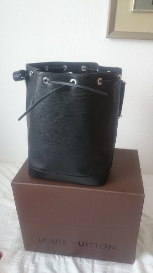Louis Vuitton Sac noir cuir
