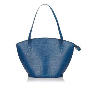 Louis Vuitton Epi Saint Jacques GM Long Strap