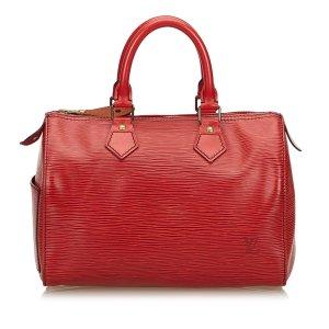 Louis Vuitton Epi Speedy 25