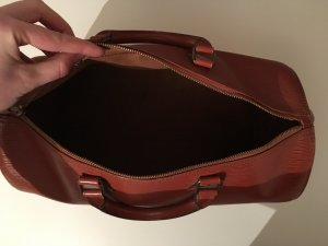 Louis Vuitton Epi Speedy 35 Brown ( Original)