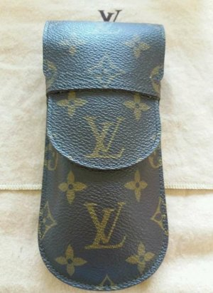 Louis Vuitton Etui á Lunettes rabat Brillenetui Monogram Canvas