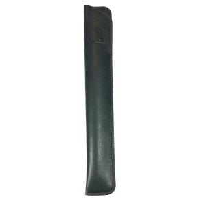 Louis Vuitton Mini sac vert foncé cuir