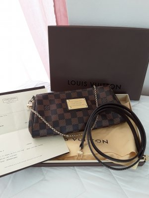 Louis Vuitton Eva Clutch Original mit Rechnung.