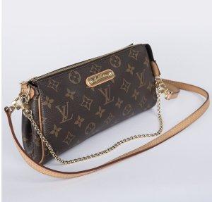 Louis Vuitton Eva Clutch Pochette Monogram Canvas Bag