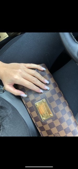 Louis Vuitton Eva damier