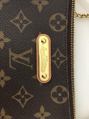 Louis Vuitton Pochette marrone-oro