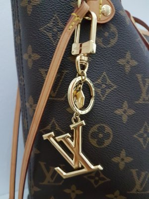 Louis Vuitton Facettes Bag Charm