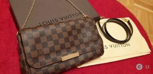 Louis Vuitton Favorite MM in Damier Ebene