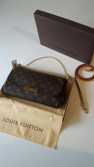 Louis Vuitton Favorite MM Monogram canvas *luxury*