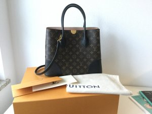 Louis Vuitton Sac Baril brun-noir