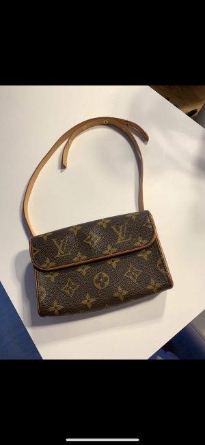 Louis Vuitton Marsupio marrone scuro-marrone