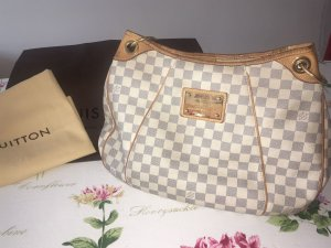 Louis Vuitton Bag white leather