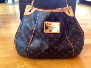 LOUIS VUITTON GALLIERA PM Schultertasche Monogram