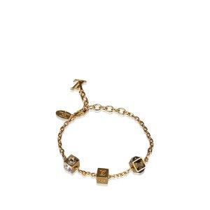 Louis Vuitton Gamble Crystal Bracelet