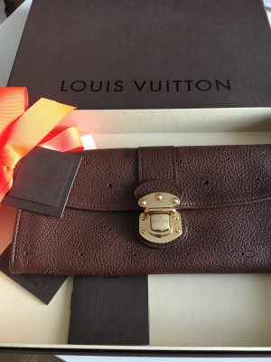 Louis Vuitton Portefeuille brun-doré