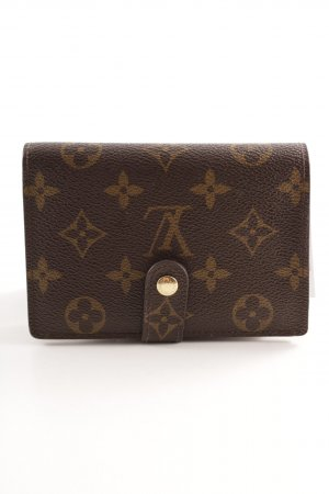 "Louis Vuitton Portefeuille ""French Wallet Monogram Canvas"""