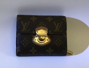 Louis Vuitton Geldbörse Joey aus Monogram Canvas