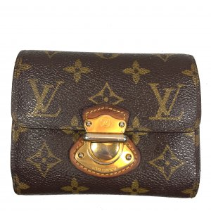 Louis Vuitton Geldbörse Joey aus Monogram Canvas Portemonnaie, Brieftasche