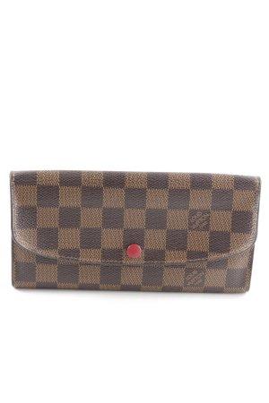 Louis Vuitton Geldbörse Karomuster Elegant