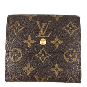 Louis Vuitton Portemonnaie Rot