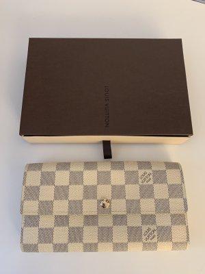 Louis Vuitton Geldbörse Portemonnaie Sarah Damier Azur