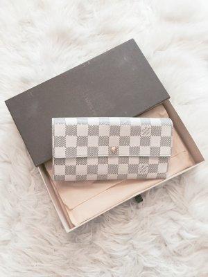 Louis Vuitton Geldbörse Sarah Damier Azur Canvas