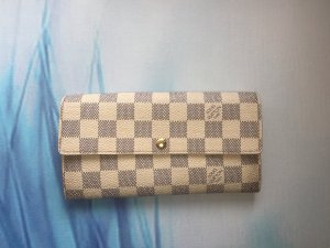 Louis Vuitton Portefeuille argenté