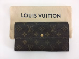 Louis Vuitton Geldbörse Sarah Monogram