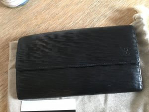 Louis Vuitton Cartera negro