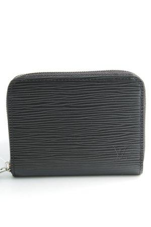 Louis Vuitton Geldbörse schwarz klassischer Stil