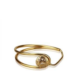 Louis Vuitton Gold-Tone Bracelet