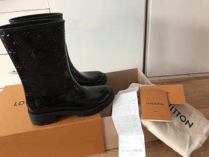 Louis Vuitton Wellington laarzen zwart
