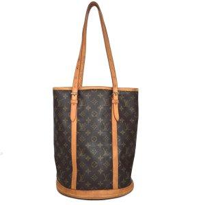 Louis Vuitton Grand Bucket GM Monogram Canvas Tasche Handtasche
