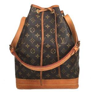 Louis Vuitton Grand Noe GM Monogram Canvas Tasche Handtasche Grande