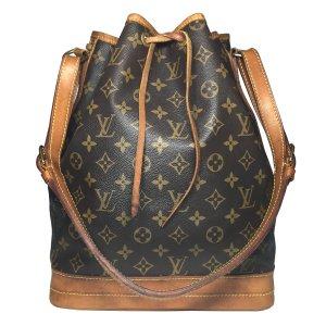 Louis Vuitton Grand Noe GM Monogram Canvas Tasche Handtasche Grande Noé
