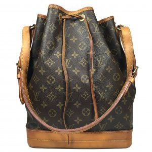 Louis Vuitton Grand Sac Noe GM Monogram Canvas Tasche Handtasche Noé Grande
