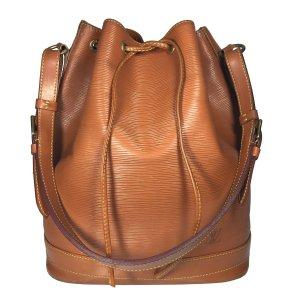 Louis Vuitton Grande Noe GM Epi Leder Chipango Gold Braun Tasche Handtasche