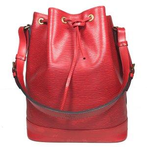 Louis Vuitton Grande Noe GM Epi Leder Rot Handtasche Tasche