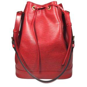 Louis Vuitton Grande Noe GM Handtasche Tasche aus Epi Leder in Castillian Rot