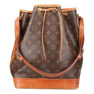 Louis Vuitton Grande Noe GM Monogram Canvas Tasche, Handtasche, Schultertasche