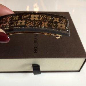 Louis Vuitton Accessorio per capelli marrone scuro-oro