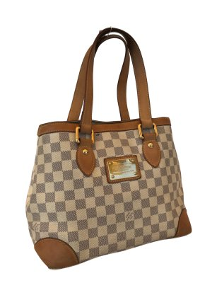 Louis Vuitton Hampstead PM check pattern